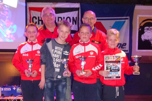 Winnaars Junioren